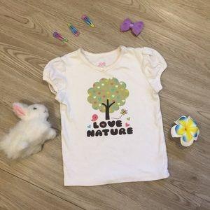 🌲 Love Nature Tee-Shirt  🐦